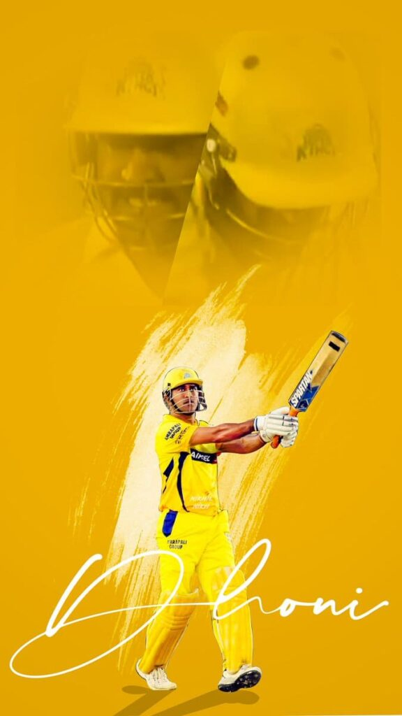 Csk Iphone Background 2020