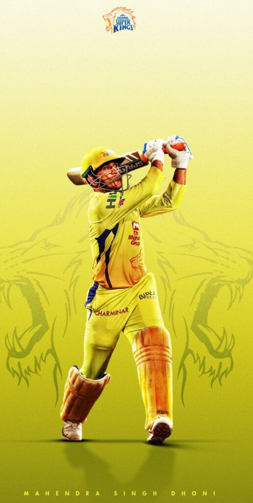 Csk Iphone Background