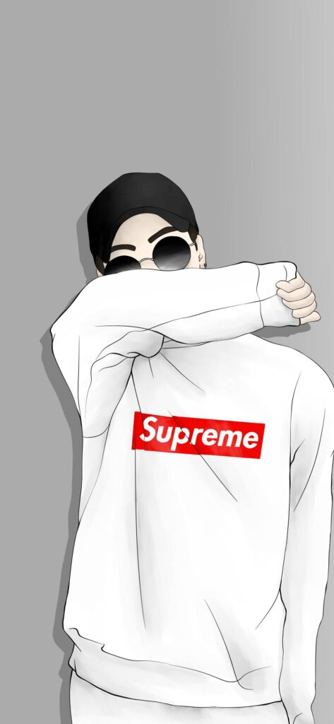 Cool Supreme Iphone Wallpaper