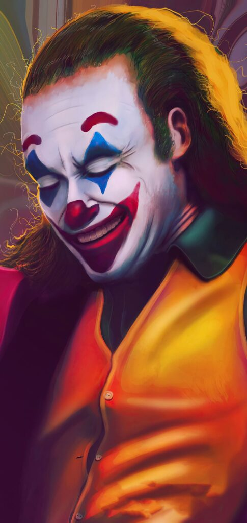 Joker Iphone Wallpaper 4k