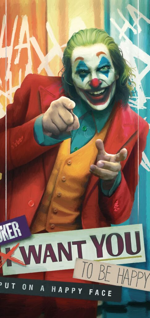Joker Iphone Wallpapers