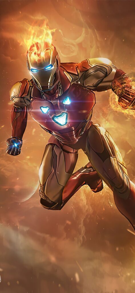 Superheros Iphone Wallpaper Ironman