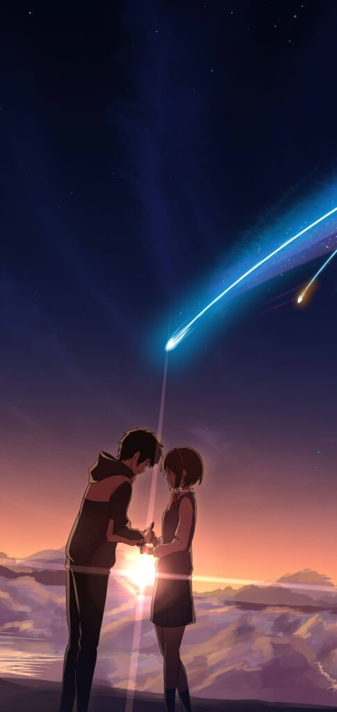 Your Name Iphone Wallpaper 2020