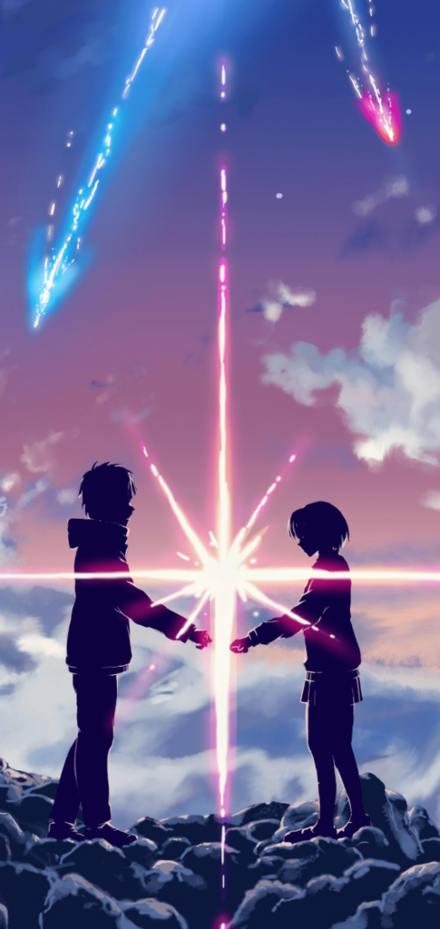 Your Name Iphone Wallpaper 4k