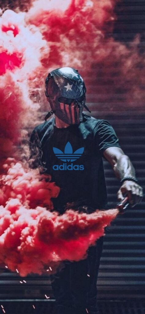 Adidas Iphone 11 Pro Wallpaper
