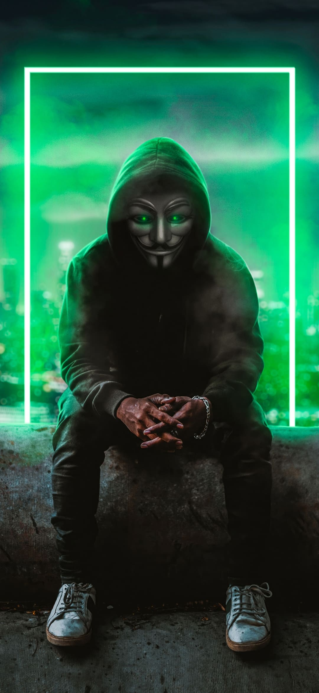 Anonymous Iphone Wallpaper