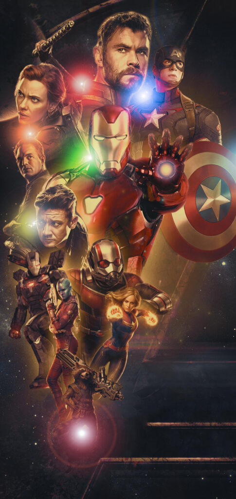 Avengers Iphone 12 Wallpaper