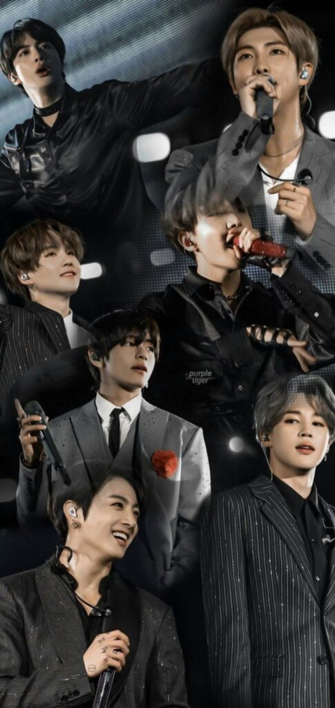 Bts Iphone 12 Wallpaper