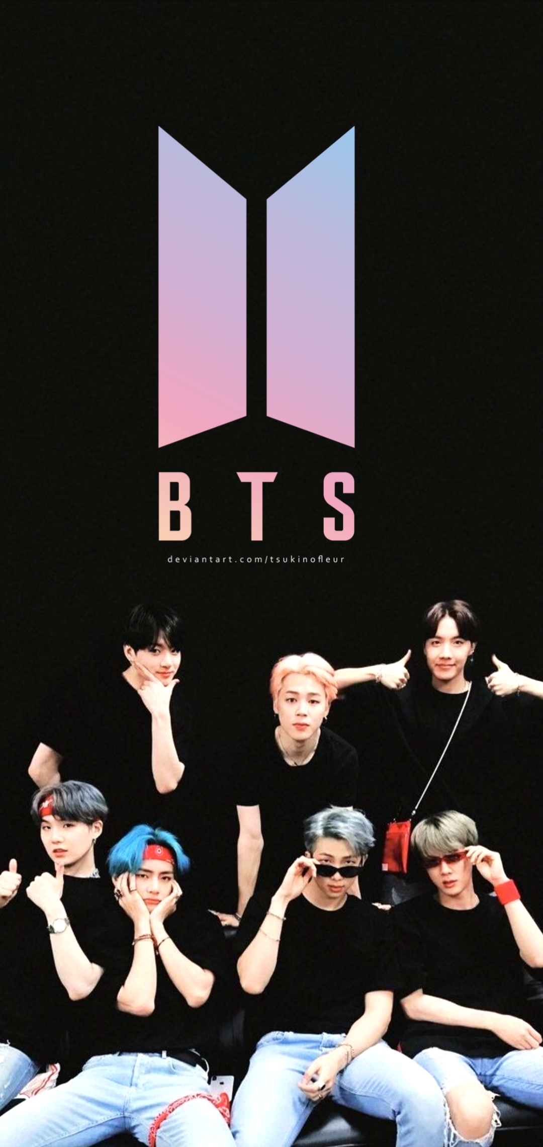 Bts Iphone Wallpaper