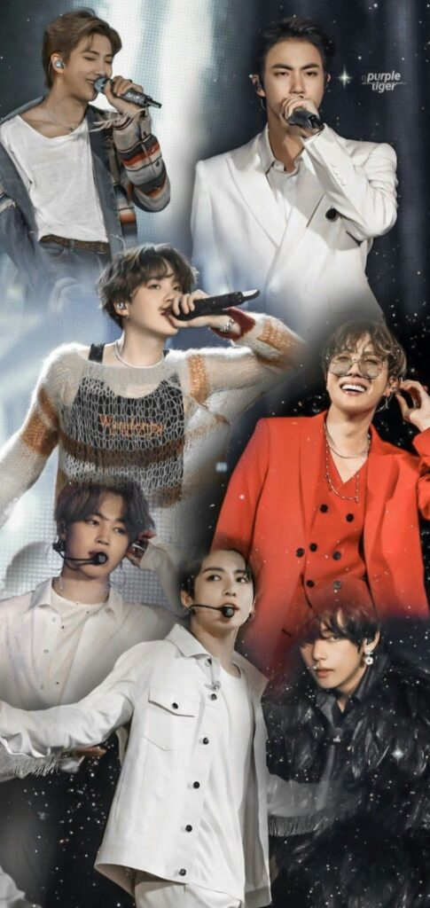 Bts Iphone X Wallpaper
