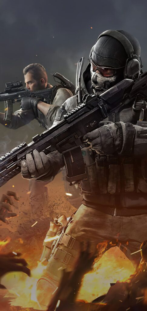 call of duty iphone 12 wallpaper