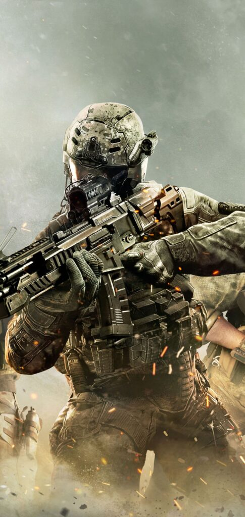 call of duty iphone background