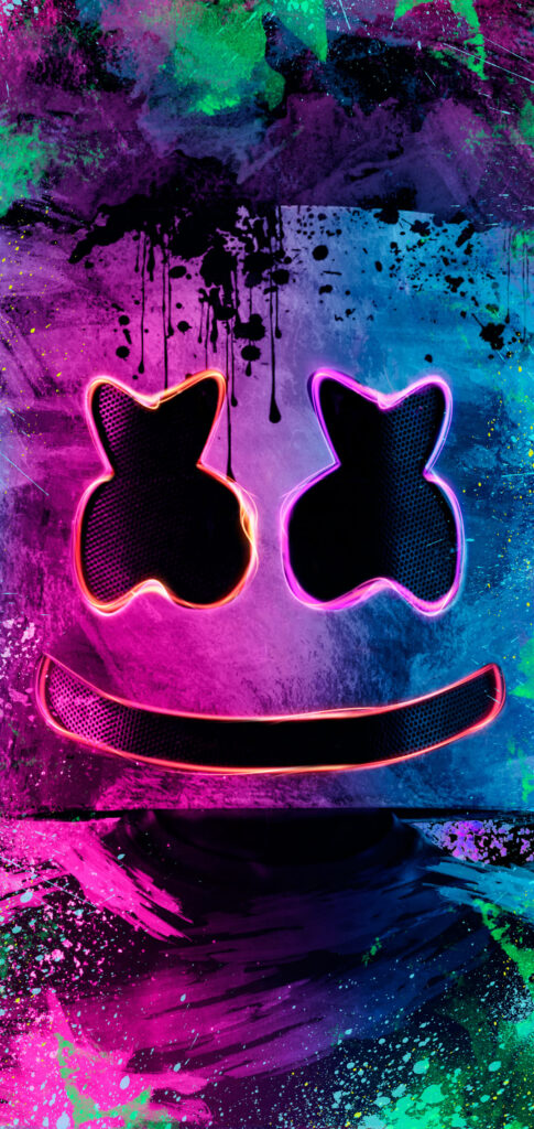 marshmello wallpaper for iphone 12