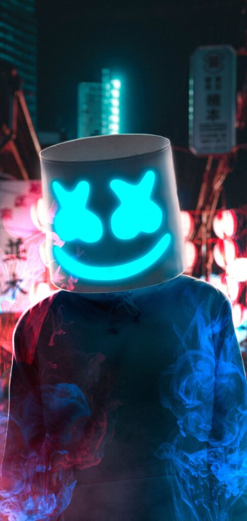 marshmello iphone background