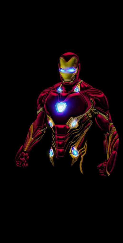 iron man wallpaper for iphone xr