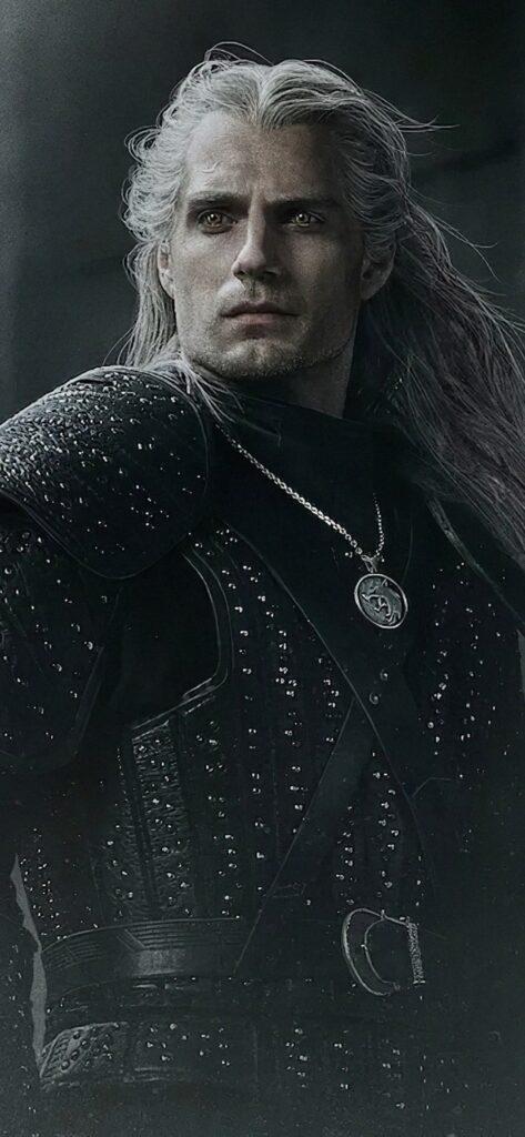 the witcher iphone 12 wallpaper