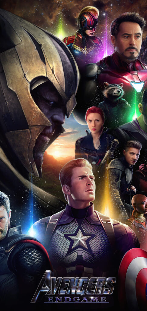avengers endgame iphone picture